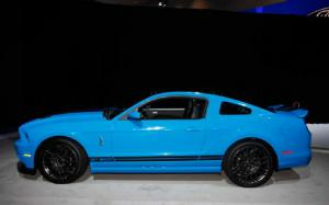 2013 Ford Shelby GT500 and 2013 Mustang Lineup First Look - Motor Trend