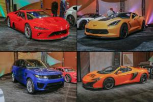 Aston Martin V12 Vantage S - The Gallery at the 2015 Detroit Auto Show
