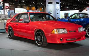 2012 Chicago: Going Old School With 1993 Ford Mustang Cobra R