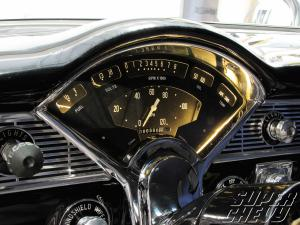 the right way to wire up gauges for your classic chevy classic instruments belera ii gauge cluster chrome bezel super chevy magazine