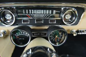 1969 mustang mach 1 1967 ford mustang mustang monthly how to add rally pac gauges to a 1965 1966 mustang
