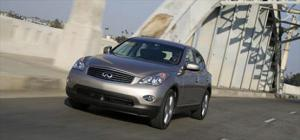 2008 Infiniti EX35 - Available Features - First Drive - Motor Trend