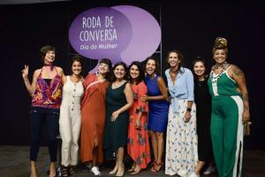 A jornalista esportiva Gabriela Moreira e a figurinista Su Tonani serão palestrantes do evento que vai ser realizado nesta quarta-feira (4), no auditório da Rede Gazeta