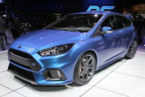 Ford Focus RS All-Wheel-Drive System to Roll Out on Future Fords