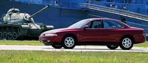 2000 Oldsmobile Intrigue One-Year Test Review Update - Motor Trend