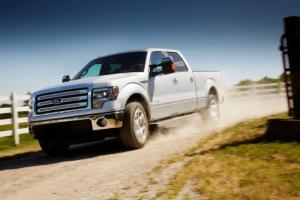 Ford Fusion and Ford F-150 - Top 20 Best Selling Cars So Far In 2014