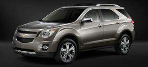 2010 Chevrolet Equinox - First Look at the new Chevrolet Equinox crossover - Motor Trend