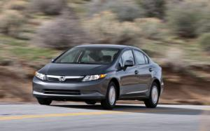 2012 Honda Civic HF First Test - Motor Trend
