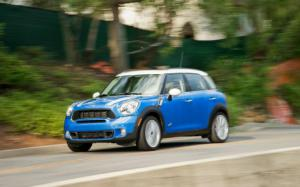 2011 Mini Cooper S Countryman All4 Specs - Motor Trend