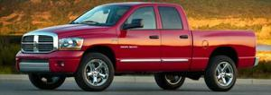 First Look - 2006 Dodge Ram 1500 - Motor Trend