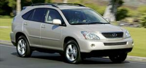 2006 Lexus RX 400h Review & Specifications - Motor Trend