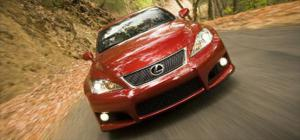 2008 Lexus IS F - History - First Test - Motor Trend