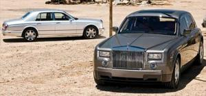 2005 Bentley Arnage R vs. 2006 Rolls-Royce Phantom - Fullsize Luxury Sedan Road Test & Review - Motor Trend