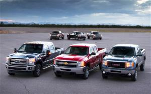 2011 Ford Super Duty - 2011 Motor Trend Truck Of The Year Contender - Motor Trend