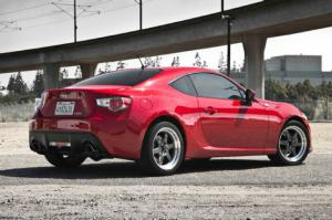 2013 Scion FR-S LT Update 19: Test Numbers With New Wheels, Tires