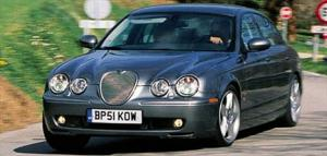 2003 Jaguar S Type R - Road Test & First Drive - Motor Trend