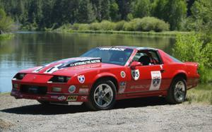 1986 Chevrolet Camaro IROC - Gordon Aram and Jerry Anderson - One Lap of America 2009 - Motor Trend