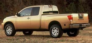 2005 Nissan Titan - Review - IntelliChoice