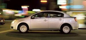 2007 Nissan Sentra - First Look Road Test & Review - Motor Trend