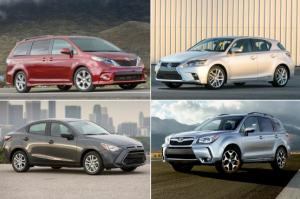 11 Vehicles that Earned the IIHS Top Safety Pick+ Rating