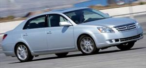 2006 Toyota Avalon - 2006 Motor Trend Car of the Year Contender