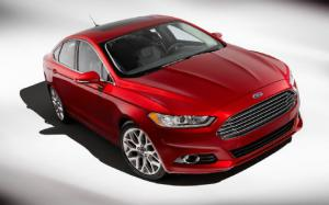 2013 Ford Fusion Photo Gallery - Motor Trend