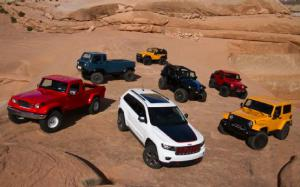 The 46th Annual Moab Easter Jeep Safari - Motor Trend