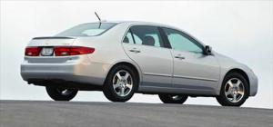 2005 Honda Accord Hybrid - Review - Motor Trend