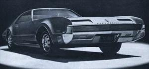 Motor Trend Award to the 1966 Oldsmobile Toronado - From the Archives - Classic Motor Trend