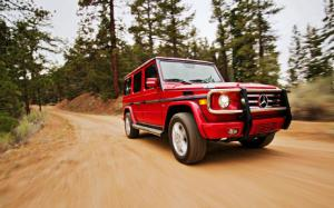 2012 Mercedes-Benz G550 First Test - Motor Trend