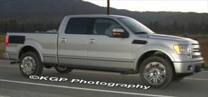 2009 Ford F-150 - Spied Vehicles - Motor Trend