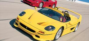 Ferrari F50 - European Super Car - Test Time - Motor Trend Magazine