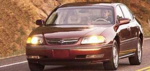 2000 Chevrolet Impala - Road Test - Motor Trend