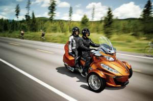 2014 Can-Am Spyder Quick Ride - Motor Trend