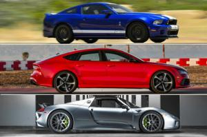 Fast Brake: 20 Best 60 to 0 Distances Recorded by Motor Trend