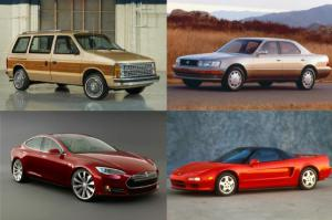 13 Automotive Game-Changers that Forever Altered the Auto Industry