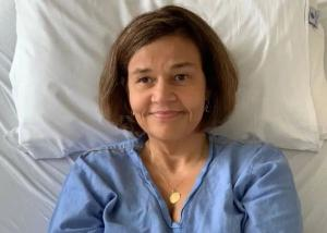 Não foram divulgadas informações sobre o estado de saúde de Rodrigues, que luta contra a esclerose múltipla há 20 anos