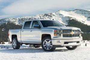 Priced: 2014 Chevrolet Silverado High Country Starts at $45,100