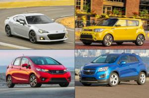 2015 Subaru BRZ - 16 Safest Small Cars