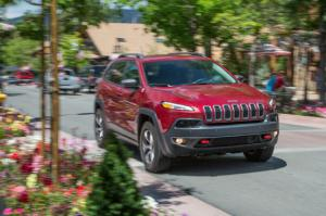 2014 Jeep Cherokee Trailhawk Review - Long-Term Update 5