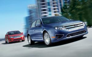 2012 Ford Fusion and Fusion Hybrid Photo Gallery - Motor Trend