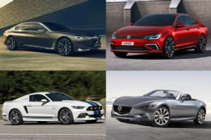 Future Cars! 2015 and Beyond - Motor Trend