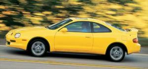 1994 Toyota Celica GT - Long-Term Wrapup - Japanese Car - Motor Trend Magazine