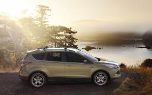 2013 Ford Escape Showcases Intelligent All-Wheel Drive System