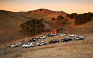 2013 Motor Trend SUV of the Year Contenders - Motor Trend