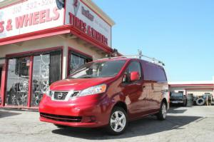 2013 Nissan NV200 Long-Term Update 8