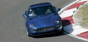 2005 Maserati Gransport - Engine, Price & Performance - First Drive & Road Test Review - Motor Trend