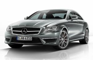 Updated 2014 Mercedes-Benz CLS63 AMG Adds AWD, New S Model