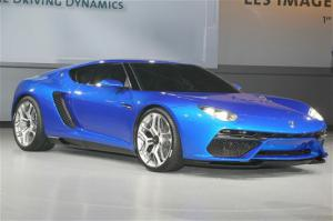 Lamborghini Asterion Concept First Look - Motor Trend