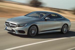2015 Mercedes-Benz S-Class Coupe - Motor Trend